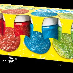 SES Set pictura glitter 6x50ml