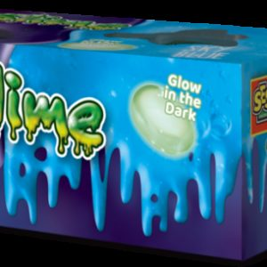 SES Slime - Moonstone Glow in the Dark 2x120gr